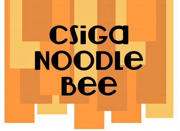 Csiga Noodle Bee